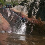 Canyoning La cerisaie
